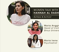 Women Talk : Minimal Women of Impact